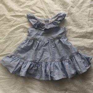 Ralph Lauren Stripped Dress